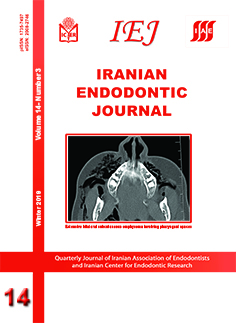 Iranian Endodontic Journal